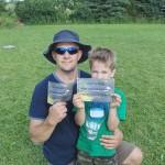 Wheelbarrow Race winners!